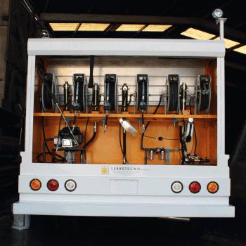camión marimba