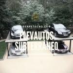 Elevautos Subterráneo