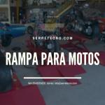 Rampa motos