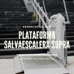 Plataforma en SENADO