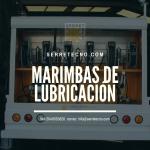 Equipo marimba de lubricación